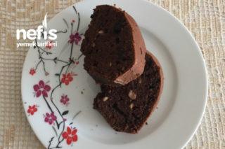 Kakaolu Damla Çikolatalı Fındıklı Kalıp Kek Tarifi
