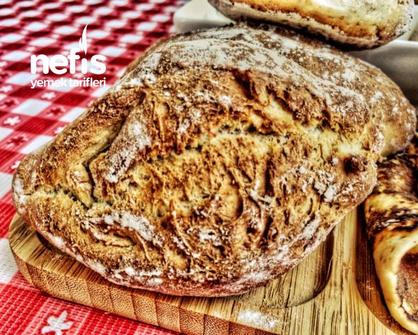 Pratik Minik Kepekli Leziz Ekmeğim