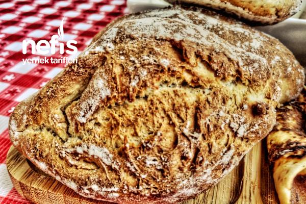 Pratik Minik Kepekli Leziz Ekmeğim Tarifi