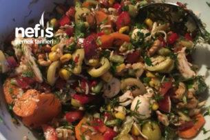 Yemek Salatası Tarifi