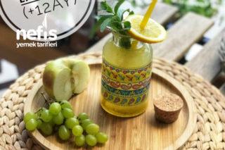 Ev Yapımı Limonata (+12) Tarifi