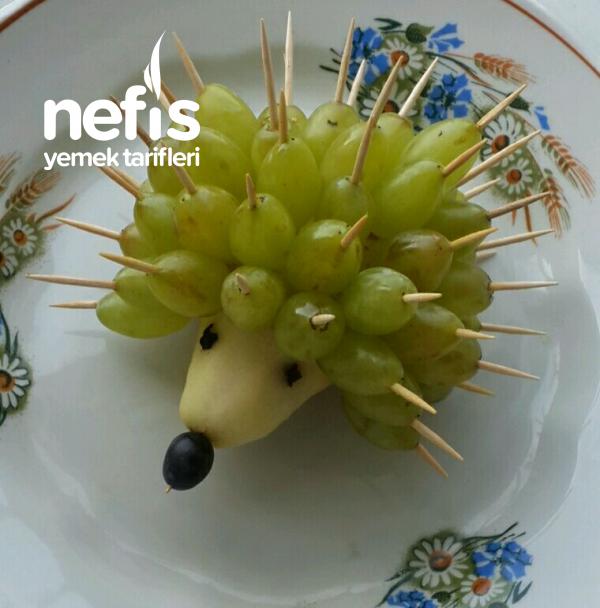 Meyve Kirpi (cocuklar İcin