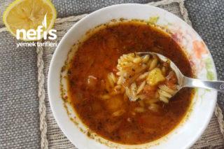 Patatesli Şehriye Çorbası Tarifi