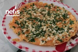 Peynirli Maydanozlu Yumurta Tarifi
