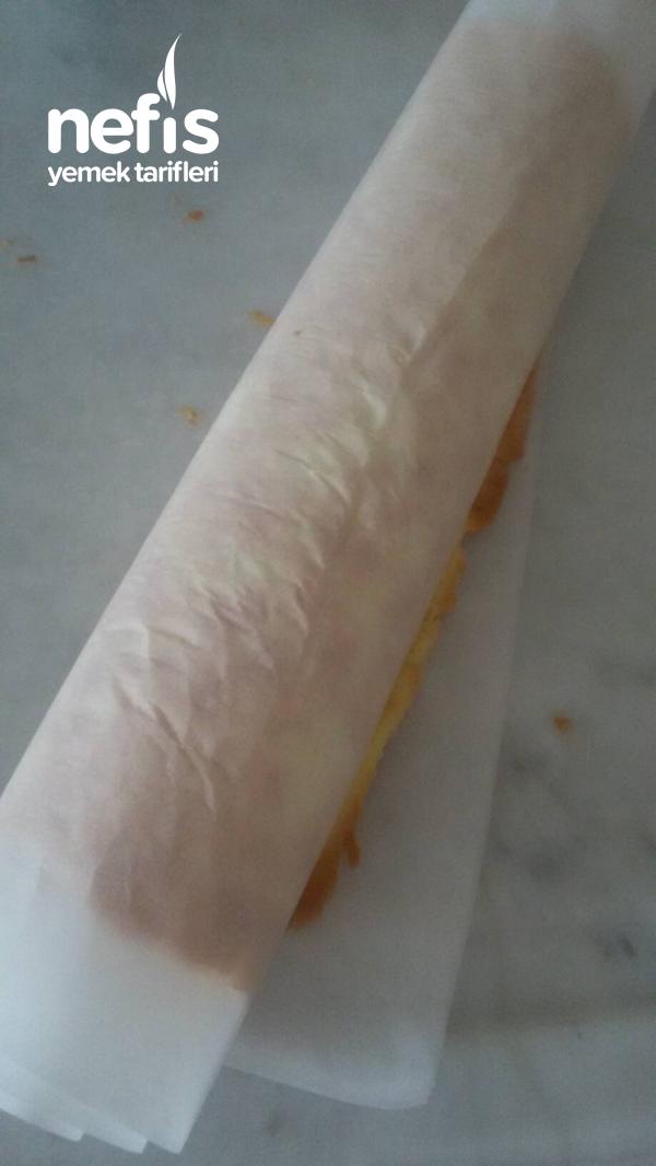 Porsiyonluk Rulo Pasta