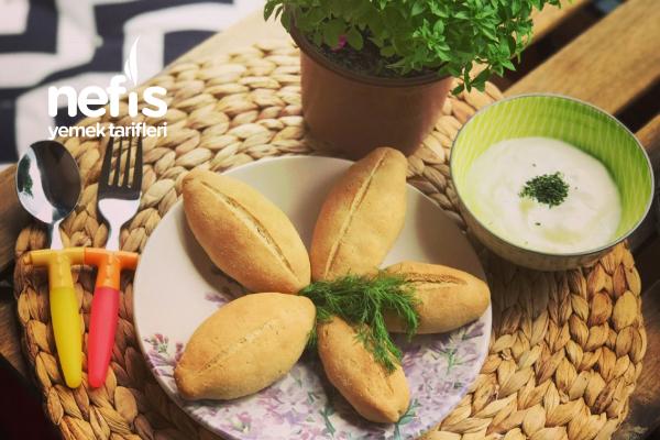 Tam Buğday Unundan Ekmek ( 6 Ay) Tarifi