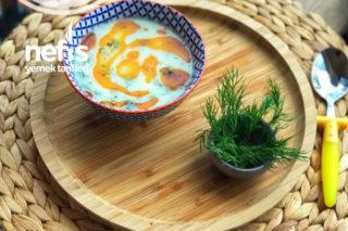 Yoğurtlu Taze Fasulye Çorbası (+6 Ay) Tarifi