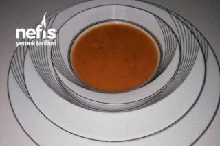 Tarhana Tadında Domates Çorbası Tarifi