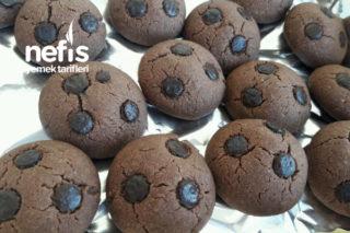 Damla Çikolatalı Kurabiyeler Tarifi