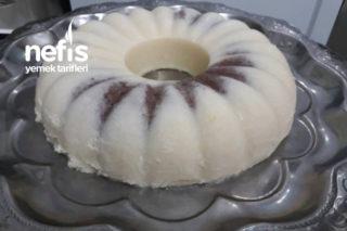 Hindistan Cevizli Sütlü Hafif Tatlım (Sütlü Mozaik Tatlısı) Tarifi