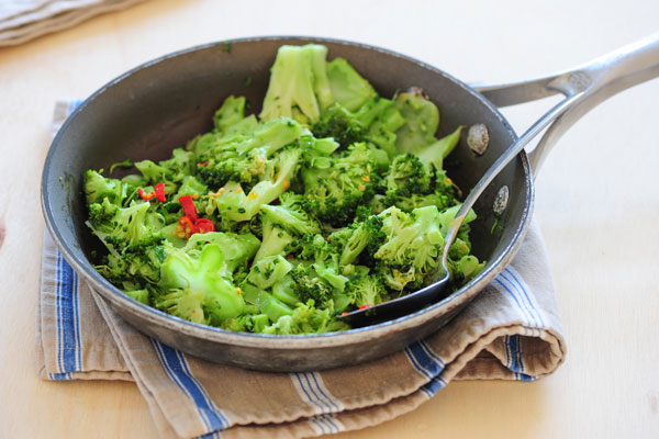 brokoli kalori