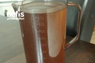 Muzlu Çay Tarifi