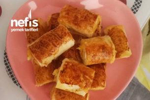 Patatesli Börek (Baklavalık Yufkadan) Tarifi