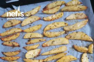 Elma Dilimli Patates Tarifi