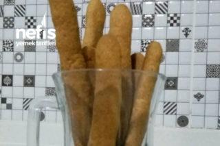 Miniğime Peynirli Çubuk Kraker (+8 Aylık) Tarifi