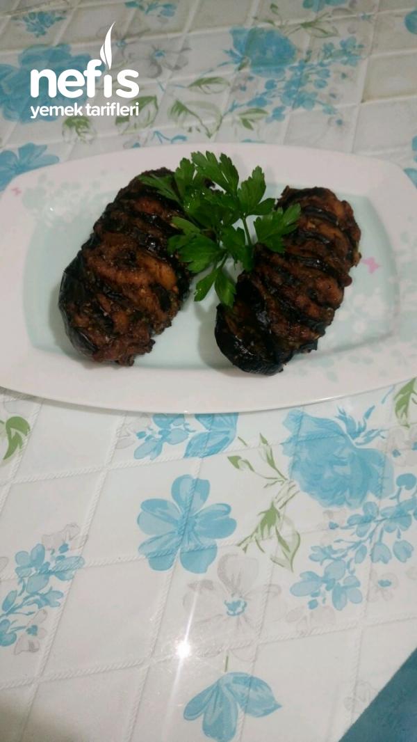 Patlıcan Kebabı (tavuklu)