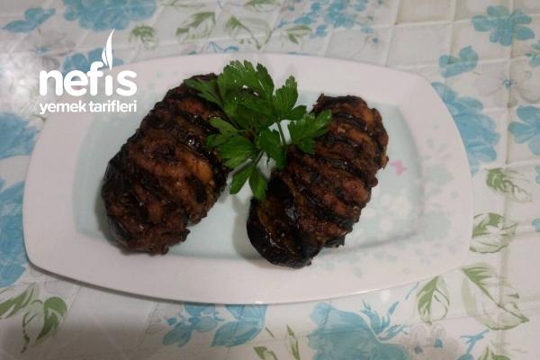 Patlıcan Kebabı (Tavuklu) Tarifi