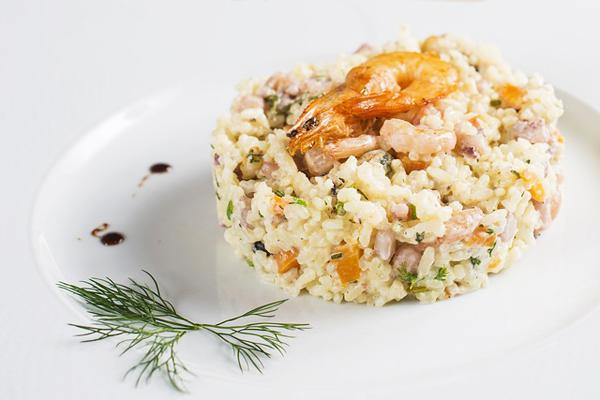 risotto pirinci