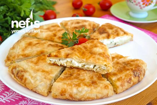 Tava Böreği (videolu) Tarifi