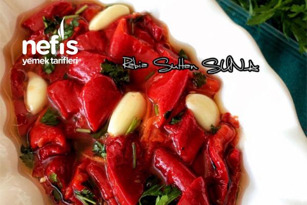 Yağlı Kırmızı Biber (Kapya Biber) Tarifi
