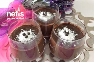 Çikolatalı Kup (4 Malzemeyle) Tarifi