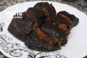 Ömrüm Usulü Kazan Kebabı (Patlıcan Kebabı) Tarifi