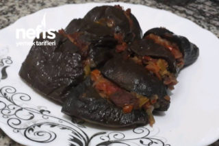 Nefis Kazan Kebabım (Patlıcan Kebabı) Tarifi