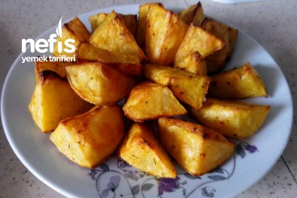 Zerdeçallı Patates Tarifi