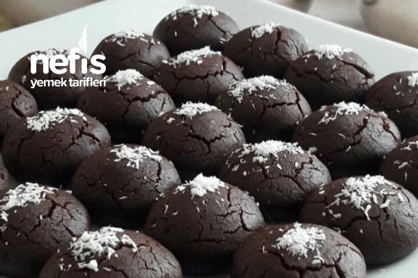 Muhteşem Brownie Kurabiye