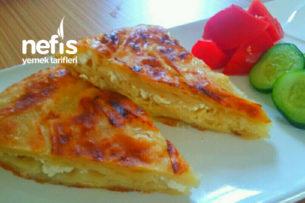 Pratik Ve Nefis Tava Böreği (Su Böreği Lezzetinde) Tarifi