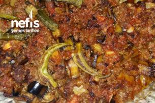 Nefis Patlıcan Musakka Tarifi