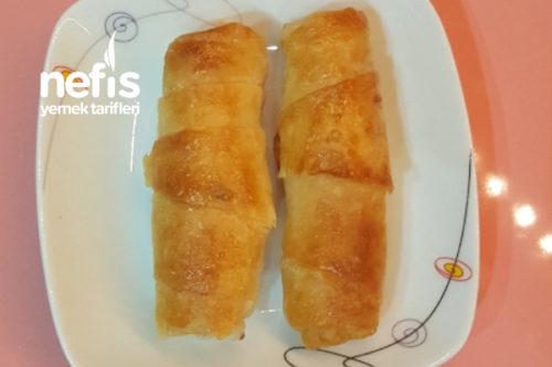 Çıtır Börek (Hazır Yufkadan) Tarifi