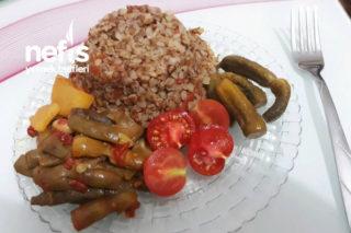 Karabuğday Pilavı (Greçka) Tarifi