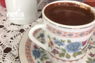 Türk Kahvesi Bol Köpüklü Tarifi