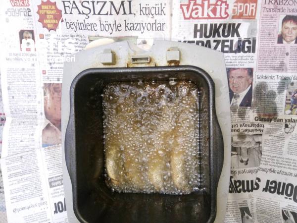 Tuzlu Balık (van Yöresi)