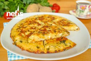 Kahvaltılık Tavada Patates Böreği Tarifi (videolu)