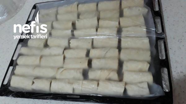 Kıymalı Hafif Enfes Börek(resimli anlatım)