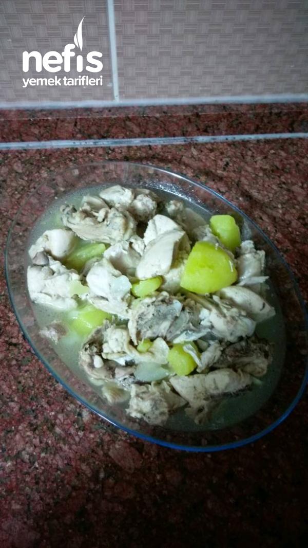 Nefis Tavuk Haşlamam Püf noktalarıyla (Annem Usulü)