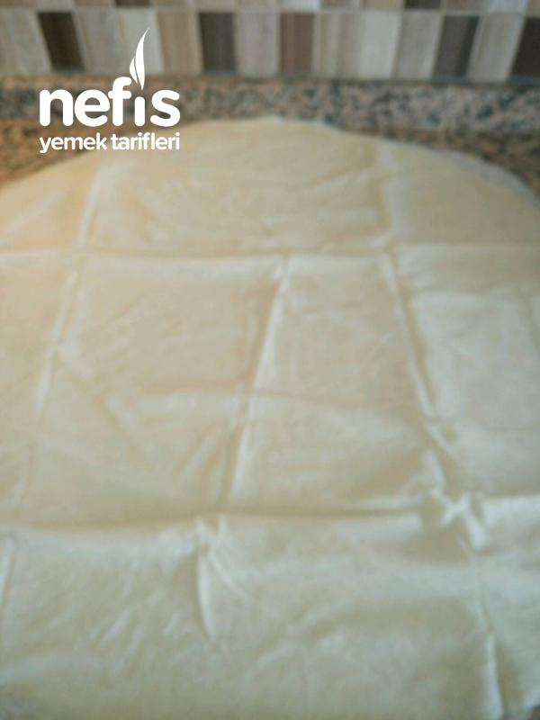 Patatesli Peynirli Gül Böreği (resimli)