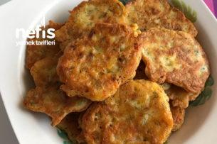 Patatesli Mücver Tarifi