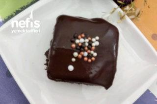 Eti Browni Tadında Islak Kek (Resimli) Tarifi