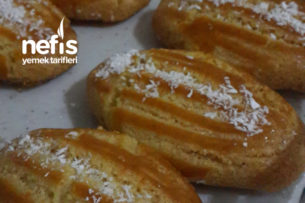 Margarinsiz Şekerpare Tarifi