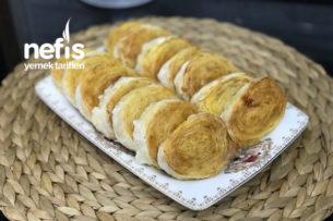 Rulo Patates Böreği Tarifi