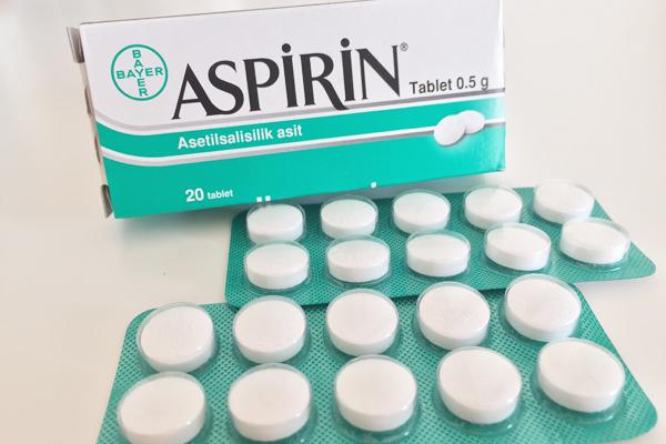 aspirin faydaları
