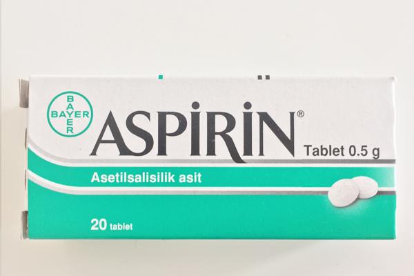 aspirin fiyat