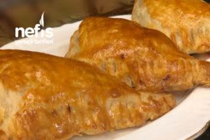Çıtır Çıtır Kıymalı Milföy Böreği Tarifi