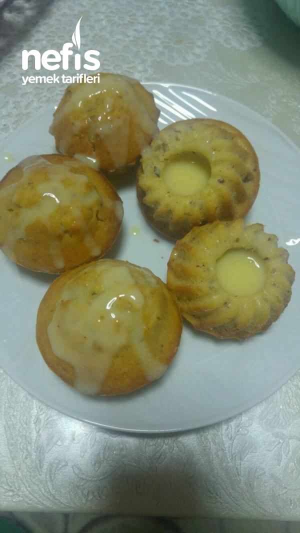 Kalan Sütle Şipşak Muffin Kek Yapimi