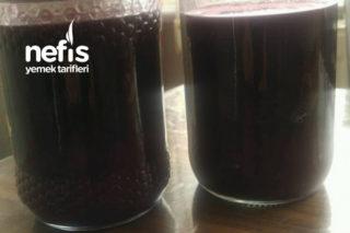 Kokulu Siyah Üzüm Komposto Yapımı (Sıfır Şeker) Tarifi