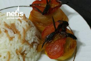 Patatesli Kürdan Kebabı Tarifi