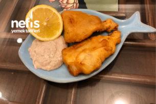Battered Fish (Fish And Chips) Tarifi